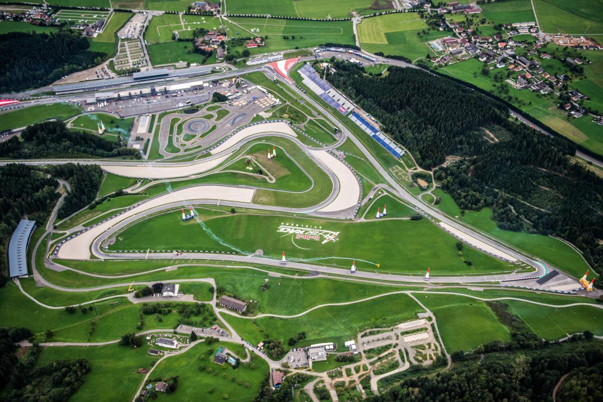 NeroGiardini Motorrad Grand Prix von Österreich Red Bull Ring – Spielberg Austria - Vanessa Paddock