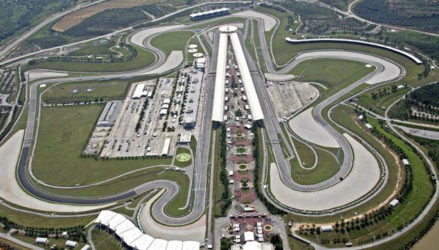 Shell Malaysia Motorcycle Grand Prix Sepang International Circuit Malaysia - Vanessa Paddock